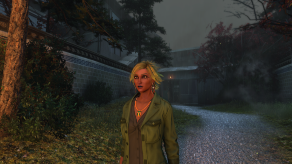 My Dragon alt in The Secret World