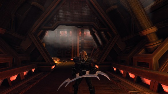 My Klingon in Star Trek Online