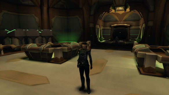 My Romulan in Star Trek Online