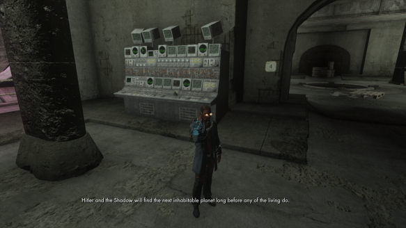 The Broadcast mission in The Secret World