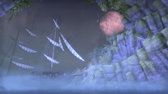 A scenic dungeon in Elder Scrolls Online