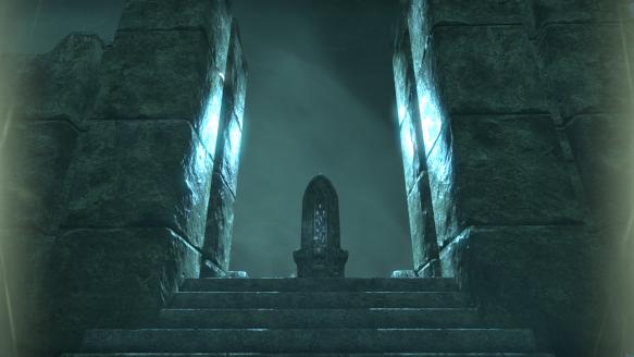 A public dungeon in Elder Scrolls Online