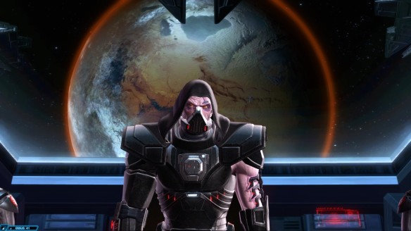 Darth Malgus returns to conquer Ossus in Star Wars: The Old Republic