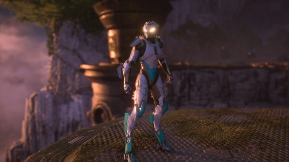 My Interceptor Javelin in Anthem