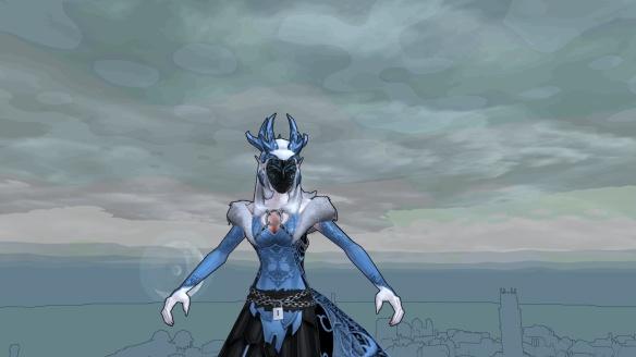 My Elfy brute in City of Heroes