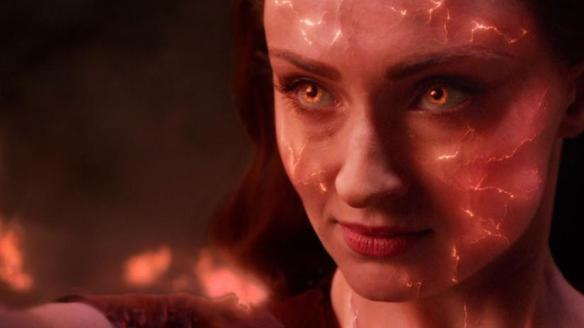 Sophie Turner as Jean Grey in Dark Phoenix