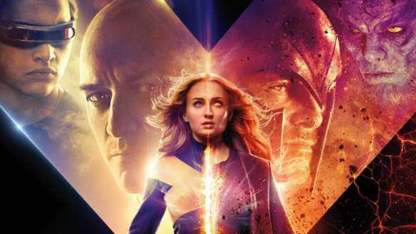 Promotional art for X-Men: Dark Phoenix
