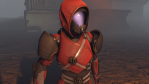 The Quarian Interceptor skin in Anthem.