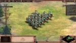 Cavalry units in the Age of Empires II Definitive Edition.
