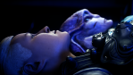 Sara Ryder and Jaal in Mass Effect: Andromeda