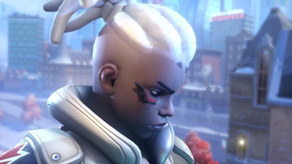 A preview of Overwatch 2's new Sojourn hero
