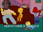 One of my Simpsons memes, crossed over with Star Trek: Discovery.